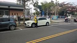 全國首創智慧路邊停車收費 20日起永康區正南五街實施