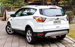 Ford Kuga EcoBoost 180 智能科技再度進化