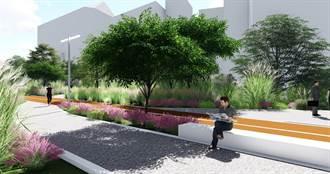 中市鐵路高架化地面空間 打造綠色空中廊道