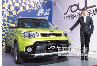 KIA SOUL 1.6升柴油動力上市