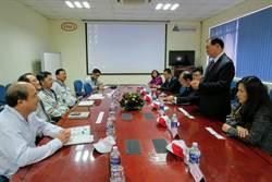 移民署長何榮村赴越南  洽談台越移民事務交流