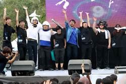 青春有勁!南台灣青年社團嘉年華 6千人參加
