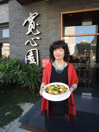 開創蔬食新風貌  黃瓊瑩進軍大陸