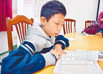 數學神童吳柏翰 澳洲AMC檢定滿分
