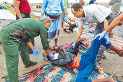 海空突襲 索馬利亞難民船42死