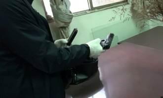 人力派遣公司藏地下兵工廠 查獲改造「小沙鷹」