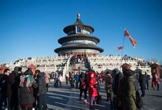 北京天壇公園設人臉識別廁紙機 限制遊客用紙量