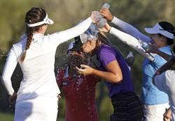 LPGA》創建者盃諾琪絲特奪領先勝 龔怡萍並列46