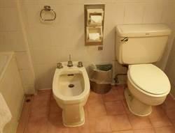 飯店廁所驚見「2個馬桶」?實際作用網友神解