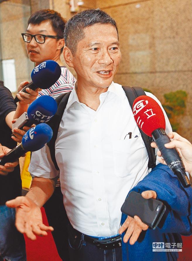 客家委員會主委李永得(見左圖,本報資料照片)