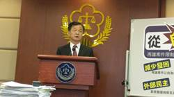 改革從自己做起 邱太三:檢察官升遷全體票選