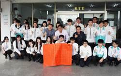 義峰高中26生考取印前製程乙級證照 創校史記錄