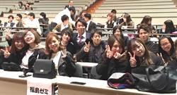 南開科大李珮君赴日本九州國際大學交換 全A成績榮耀返校