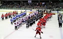 世界冰球錦標賽 台北小巨蛋開打