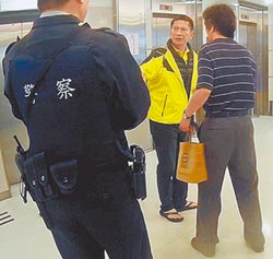 執政怎能有偏見 李永得怒批員警盤查》北市是警察國家?太諷刺