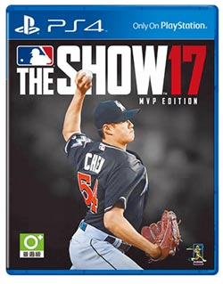 《MLB The Show 17》殷仔又上封面
