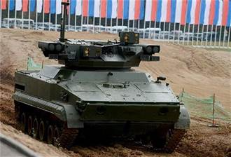AK-47槍廠打造20噸無人坦克