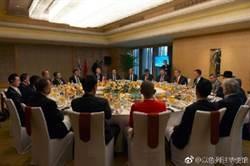 以色列總理訪陸 宴請10大企業家 郭董在列