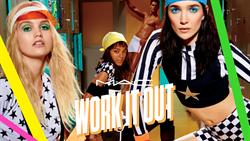 繽紛色彩遇上健身藝術 M∙A∙C時尚運動風系列激起你的色彩收集慾