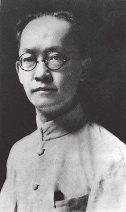 兩岸史話-孫中山最推崇的左右手