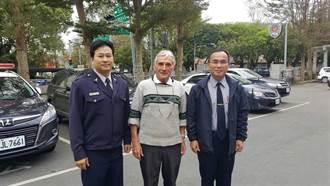 終身奉獻台灣 劉一峰神父要領中華民國身分證了