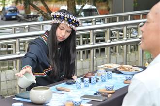 仁愛高農學生 展現茶藝研習成果