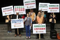 反服貿闖政院  周倪安:司法還沒給公道