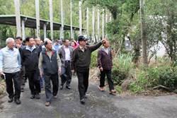 宜蘭基層座談會到礁溪 舊明德班營區確定開發