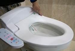 提升國內公廁文化 中油馬桶更換為免治馬桶