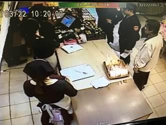 賊偷爆漿餐包 超商店長化身正義哥逮人