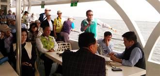 立法院交通委員會 考察屏東交通及觀光建設