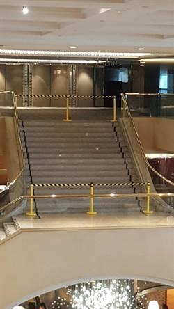 北市府要求晶華酒店改善樓梯