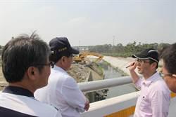 竹田淹水有解 屏縣府斥資9062萬改善排水護岸