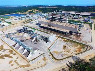 Sakura 錳鐵合金廠竣工 中鋼總座劉季剛赴馬國觀禮