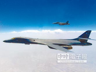 B-1B闖東海空識區 美不甩陸警告
