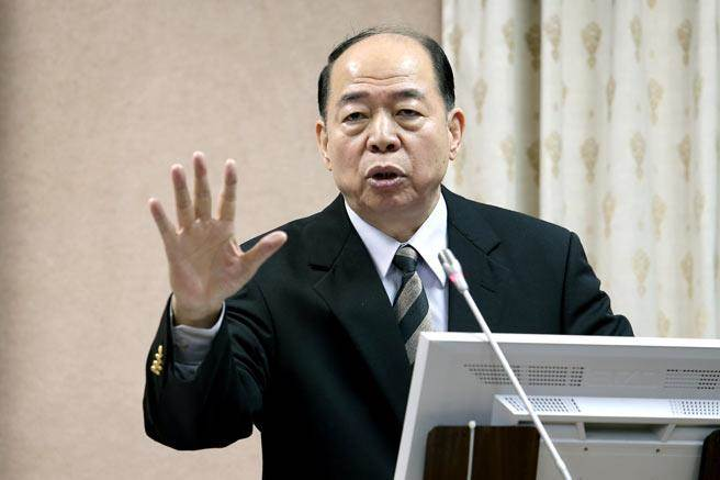 前國安局長楊國強。(報系資料照片,黃世騏麒)