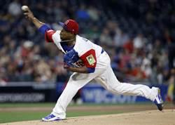MLB》馬林魚公布開幕戰先發 陳偉殷排第4