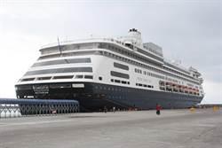 花蓮港54年來 首次雙首航郵輪來報到