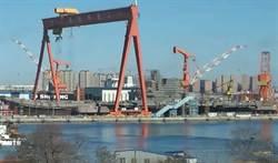 陸首艘國產航母傳4月23日海軍建軍日下水