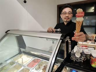 川菜館二代愛甜不愛辣 就愛法式冰淇淋