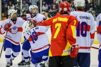 影片》U18冰球賽毆打中華隊 大陸2球員禁賽
