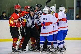 U18冰球賽互毆事件 體育署聲明譴責暴力