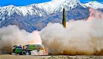 陸中近程導彈2千枚 15分鐘可攻擊美亞太基地