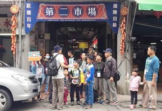 中市第二市場幸福100專車啟動 4路線探訪文化景點