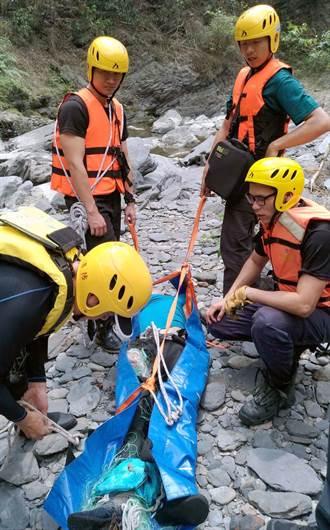 屏東海神宮瀑布戲水 40歲男溺水身亡