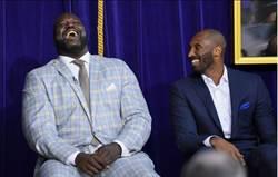 NBA》恩怨已逝 布萊恩出席歐尼爾銅像揭幕