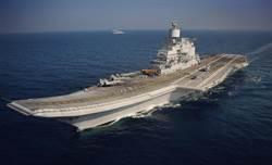 印度航艦成功試射巴拉克防空飛彈