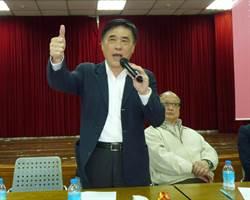 郝龍斌:韓國瑜是戰將 要他為國民黨打拚