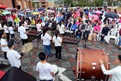 前鎮草地音樂會 11校學生打造優質音樂饗宴