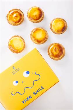 吳寶春用美味乳酪塔幫城市畫上笑臉